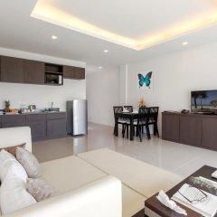 Отель Patong Bay Hill Resort 4* Люкс с различными типами кроватей фото 3
