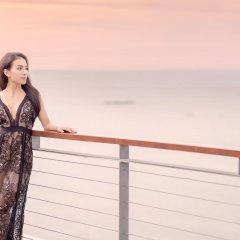 Отель Cape Sienna Gourmet Hotel & Villas Таиланд, Камала Бич - 4 отзыва об отеле, цены и фото номеров - забронировать отель Cape Sienna Gourmet Hotel & Villas онлайн балкон