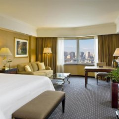 Sheraton Santiago Hotel and Convention Center комната для гостей фото 2