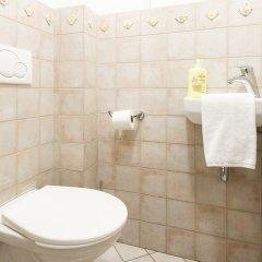 Апартаменты Hybernska Apartments ванная