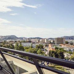 Отель Hipark By Adagio Marseille Марсель балкон