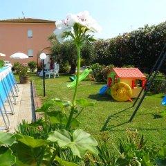 Отель La Mimosa Кастаньето-Кардуччи детские мероприятия