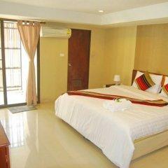 Отель Riski Residence Charoen Krung комната для гостей фото 2