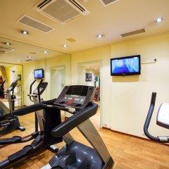 Отель Arena di Serdica Болгария, София - 1 отзыв об отеле, цены и фото номеров - забронировать отель Arena di Serdica онлайн фитнесс-зал