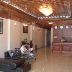 Отель Thang Long Nha Trang Вьетнам, Нячанг - 2 отзыва об отеле, цены и фото номеров - забронировать отель Thang Long Nha Trang онлайн интерьер отеля фото 2