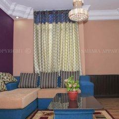 Отель Sahara Apartment Непал, Катманду - отзывы, цены и фото номеров - забронировать отель Sahara Apartment онлайн комната для гостей фото 3
