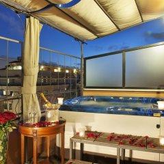 Ambasciatori Palace Hotel бассейн