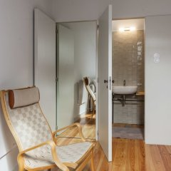 Апартаменты CdC Apartments Lapa by Casa do Conto Порту сауна