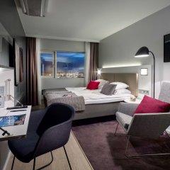 Отель Gothia Towers Швеция, Гётеборг - отзывы, цены и фото номеров - забронировать отель Gothia Towers онлайн комната для гостей фото 4