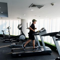 Отель Deevana Plaza Phuket фитнесс-зал фото 4
