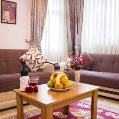 Апартаменты Feyza Apartments комната для гостей фото 2