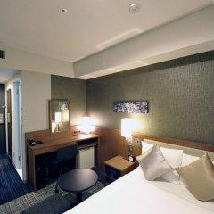 Отель UNIZO Tokyo Ginza-nanachome Япония, Токио - отзывы, цены и фото номеров - забронировать отель UNIZO Tokyo Ginza-nanachome онлайн комната для гостей фото 2