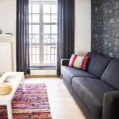Отель Smartflats City - Brusselian Бельгия, Брюссель - отзывы, цены и фото номеров - забронировать отель Smartflats City - Brusselian онлайн комната для гостей фото 3