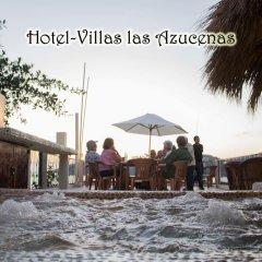 Отель Villas Las Azucenas Мексика, Сиуатанехо - отзывы, цены и фото номеров - забронировать отель Villas Las Azucenas онлайн пляж