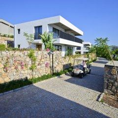 Отель Ramada Resort Bodrum парковка
