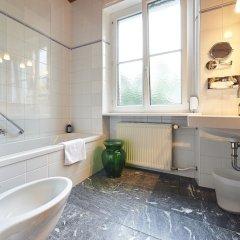 Hotel And Villa Auersperg Зальцбург ванная