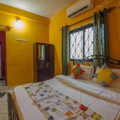 Апартаменты OYO 12304 Home Cozy Studio Baga Гоа сейф в номере