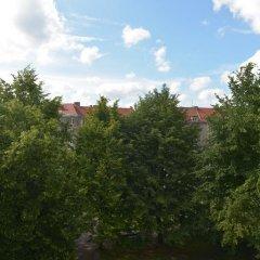 Отель Five Point Hostel Польша, Гданьск - отзывы, цены и фото номеров - забронировать отель Five Point Hostel онлайн приотельная территория