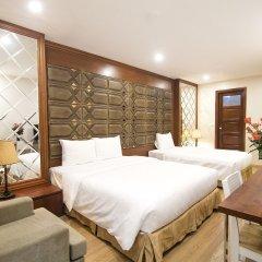Отель The Ky Moi Hotel Вьетнам, Ханой - отзывы, цены и фото номеров - забронировать отель The Ky Moi Hotel онлайн комната для гостей фото 3