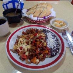 Zocalo Rooms - Hostel Мехико питание