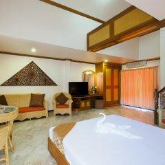 Отель Royal Prince Residence 2* Стандартный номер разные типы кроватей фото 5