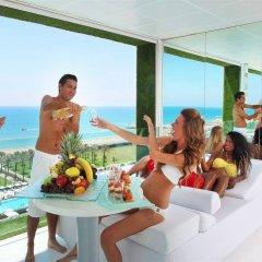 Отель Royal Heaven Villas - All Inclusive Белек питание