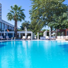 Отель Makedonia Palace Салоники бассейн фото 2