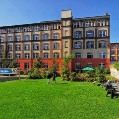 Отель A&O Berlin Friedrichshain