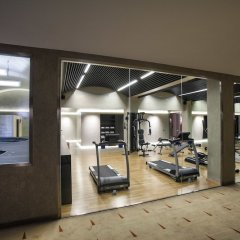Отель Porto Palace Салоники фитнесс-зал фото 2