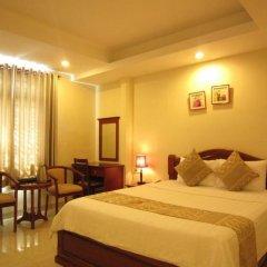 Отель Hoang Hoang Hotel Вьетнам, Хошимин - отзывы, цены и фото номеров - забронировать отель Hoang Hoang Hotel онлайн комната для гостей фото 3