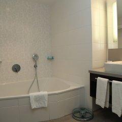 Гостиница Амбассадор Калуга в Калуге 1 отзыв об отеле, цены и фото номеров - забронировать гостиницу Амбассадор Калуга онлайн ванная фото 2