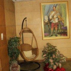 Отель Chaleena Princess Бангкок ванная