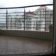 Апартаменты Shenzhen Travel Jia Apartment балкон