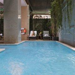 Апартаменты Oakwood Apartments Ho Chi Minh City бассейн