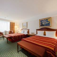 Корстон Роял Отель Казань комната для гостей фото 5