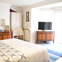 Апартаменты 2 Bedroom Apartment With Garden Near Maida Vale комната для гостей фото 4