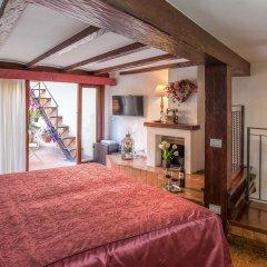 Отель Trevi Rome Suite Рим комната для гостей фото 5