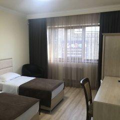 Отель Капитал комната для гостей фото 7