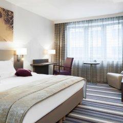 Отель Mercure Hotel Brussels Centre Midi Бельгия, Брюссель - отзывы, цены и фото номеров - забронировать отель Mercure Hotel Brussels Centre Midi онлайн комната для гостей