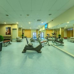 Flora hotel Боровец фитнесс-зал фото 3