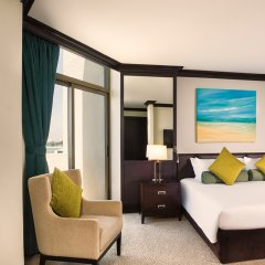 JA Beach Hotel комната для гостей фото 2