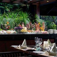 Отель Pullman Oceanview Sanya Bay Resort & Spa питание