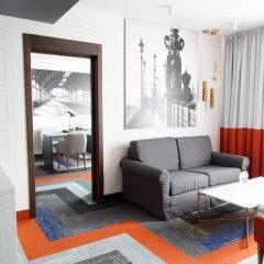 Гостиница Введенский 4* Стандартный номер с двуспальной кроватью фото 22