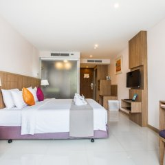 Andaman Beach Suites Hotel 4* Стандартный номер разные типы кроватей фото 3