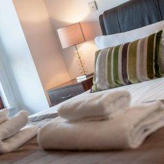 Отель Glasgow City Flats спа
