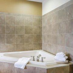 Отель Comfort Inn Louisville ванная