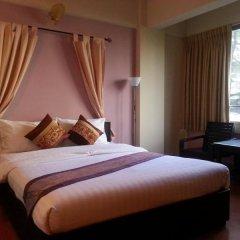 Sukhumvit Crown Hotel Бангкок комната для гостей фото 4