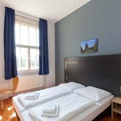Отель A&o Leipzig Hauptbahnhof Лейпциг комната для гостей фото 2
