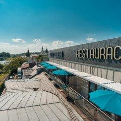 Niebieski Art Hotel & Spa бассейн фото 3
