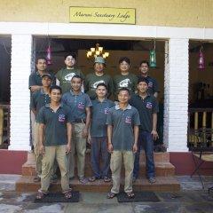 Отель Maruni Sanctuary by KGH Group Непал, Саураха - отзывы, цены и фото номеров - забронировать отель Maruni Sanctuary by KGH Group онлайн помещение для мероприятий